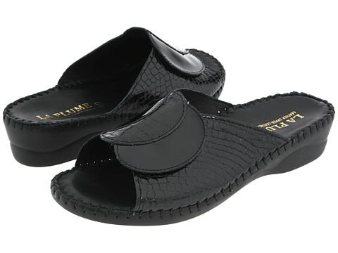 La Plume - Paola (Black) Women's Sandals