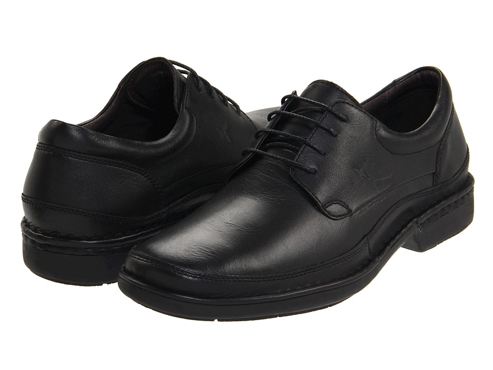 Pikolinos - Oviedo 08F-5013 (Black) Men's Lace up casual Shoes