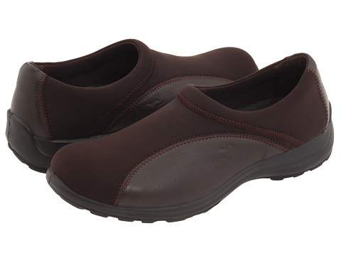 Flexus - Willow (Brown Leather/Stretch) Women