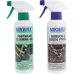 SALE! $14.99 - Save $9 on Nikwax Nubuck Suede Spray Care Twin Pack (N A) Accessories - 36.21% OFF $23.50