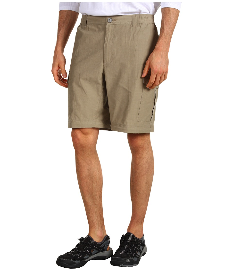 Columbia - Crested Buttetm Convertible Pant (Tusk) Men's ...