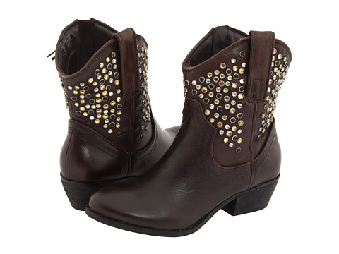 VOLATILE - Hey Day (Brown) Women's Dress Pull-on Boots