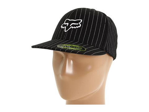 Fox - The Steez (Black Pinstripe) Caps