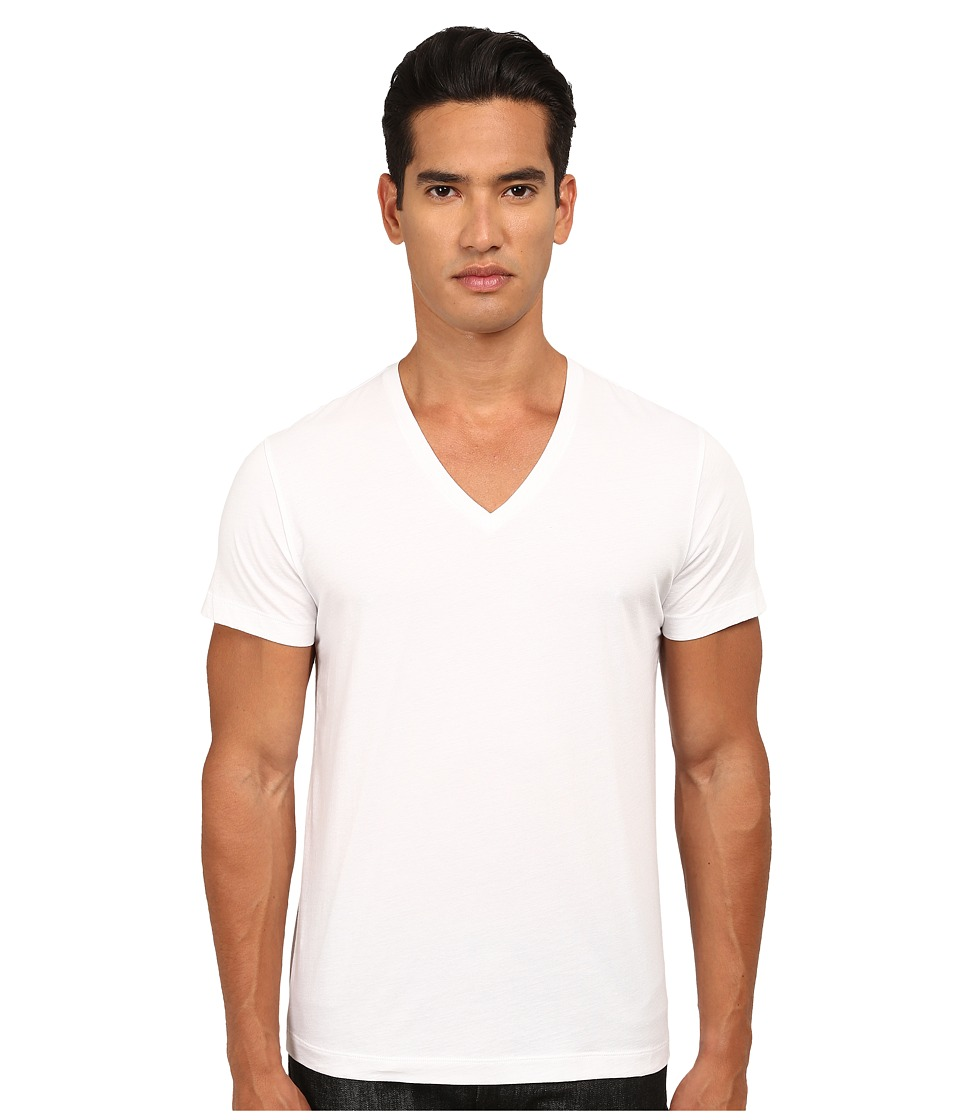 Theory - Bedros (White) Men's Clothing
