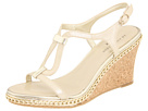 Anne Klein - Audris (Ivory Synthetic) - Footwear