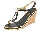 Anne Klein - Audris (Black Patent) - Footwear