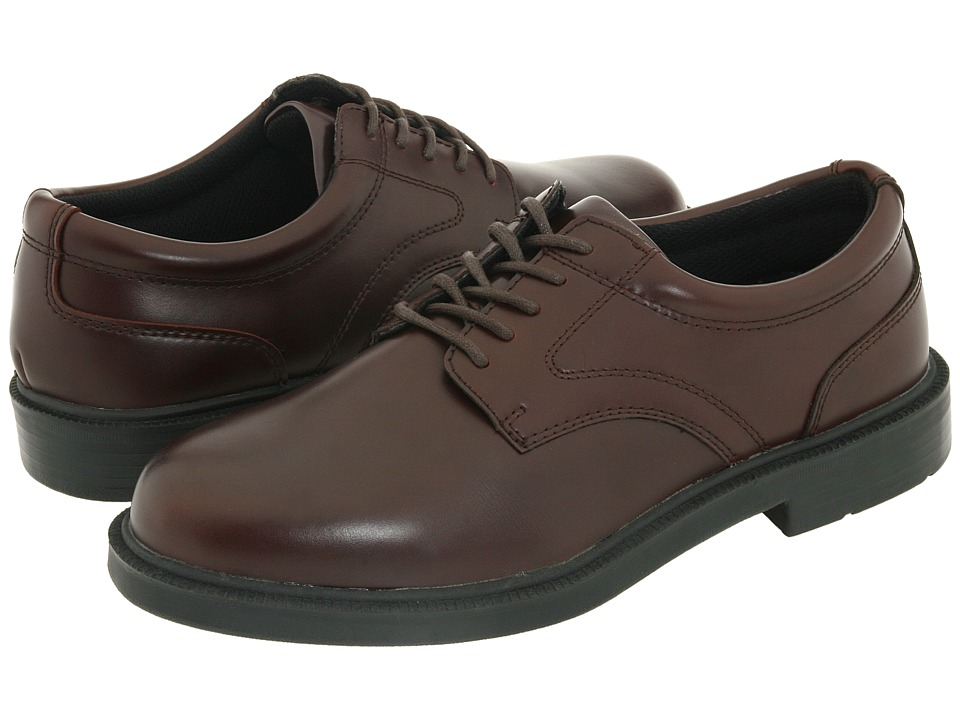 Deer Stags - Times (Brown) Men's Dress Flat Shoes
