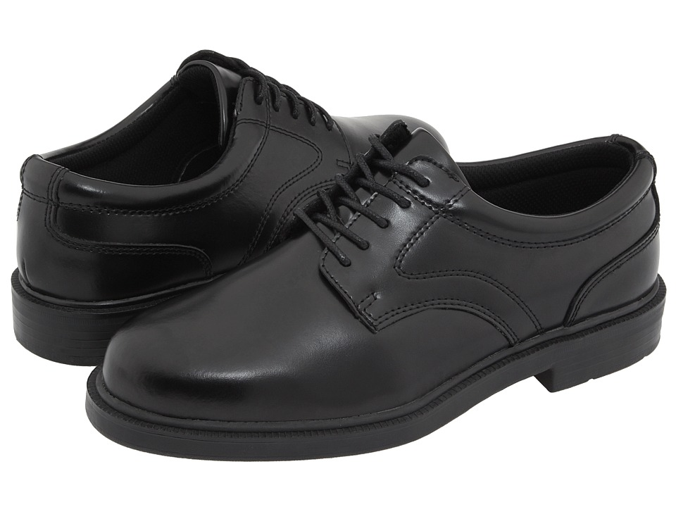 Deer Stags - Times (Black) Men's Dress Flat Shoes