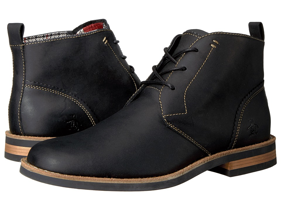 Original Penguin Merle (Black) Men
