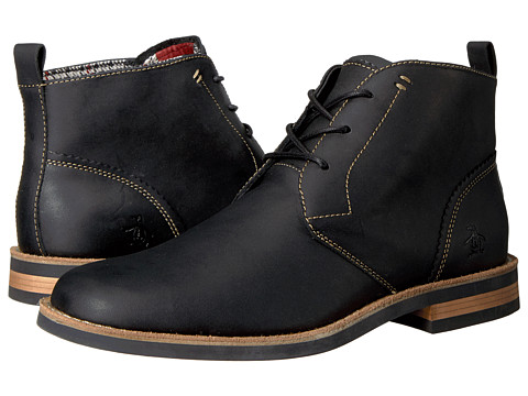 Original Penguin - Merle (Black) Men