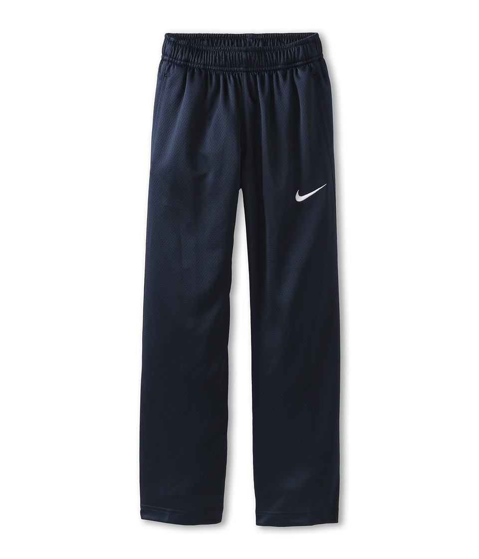 Nike Kids - Essentials Training Pant (Little Kids/Big Kids) (Obsidian/Obsidian/White) Boy