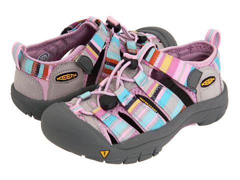 Keen Kids - Newport H2 (Little Kid/Big Kid) (Raya Lilac Sachet) Girls Shoes