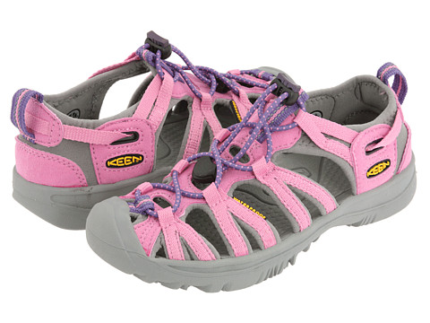 Keen Kids - Whisper (Little Kid/Big Kid) (Wild Orchid) Girls Shoes