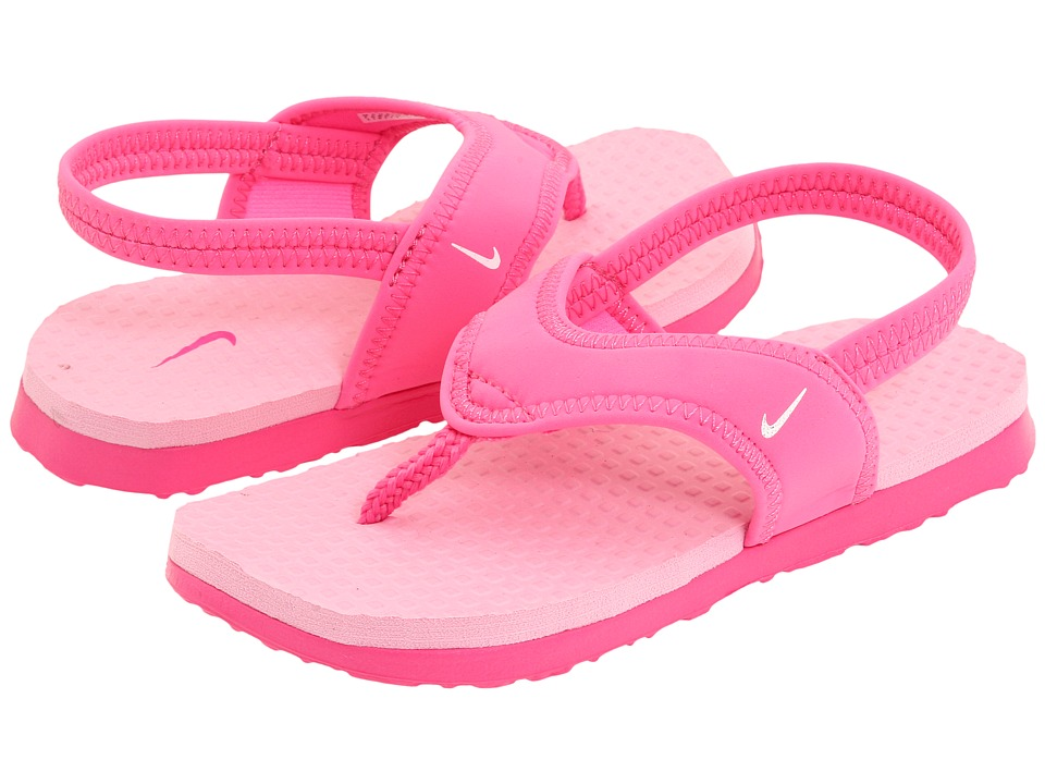 Nike Kids - Little Celso (Toddler) (Gym Pink/White/Perfect Pink) Girls Shoes