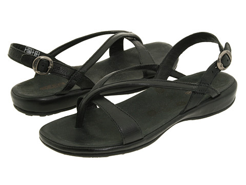 Keen - Emerald City 3-Point (Black) Women's Sandals