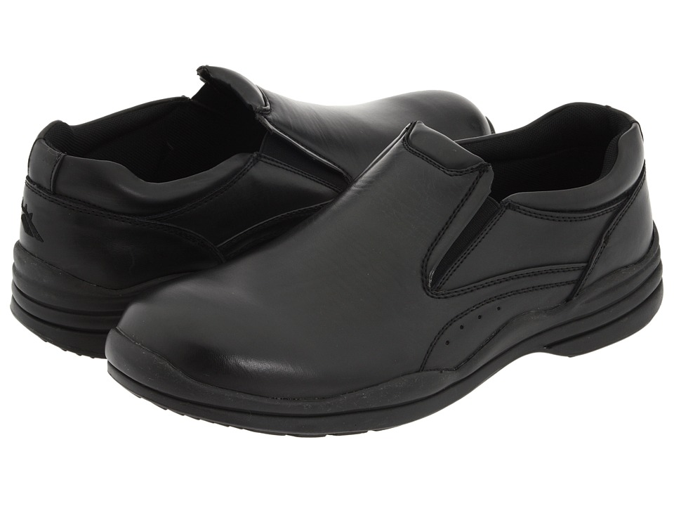Deer Stags - Goal (Black) Men's Slip on Shoes