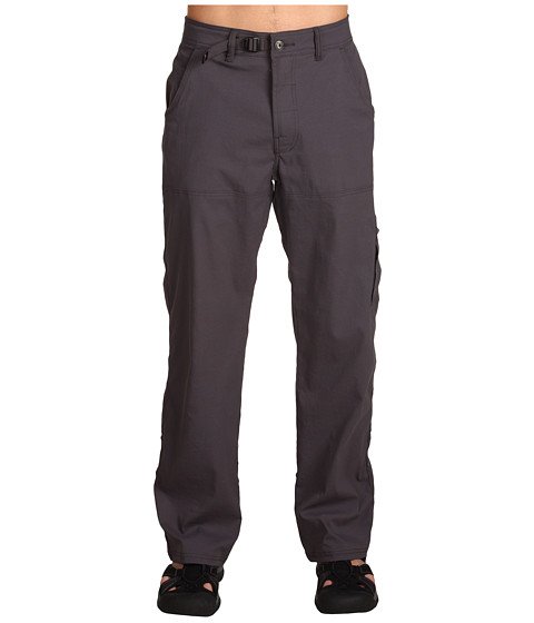 Prana - Stretch Zion Pant (Charcoal) Men's Casual Pants