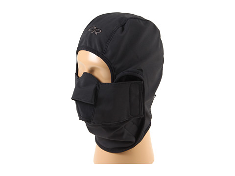 Outdoor Research - WINDSTOPPER Gorilla Balaclava (Black) Cold Weather Hats