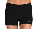 Nike - Running Boy Short (Black/Black/Black/Matte Silver) - Apparel