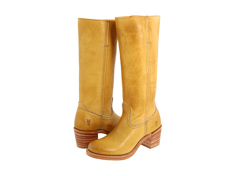Frye - Sabrina 14L (Banana) Women's Pull-on Boots