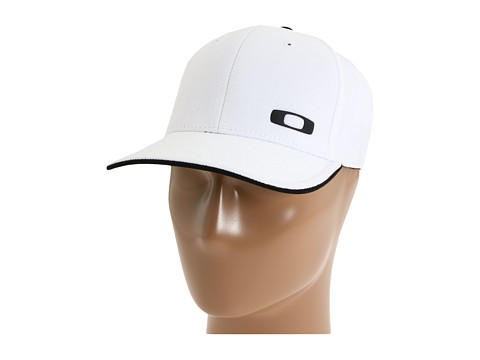 Oakley - Silicon O Cap 3.0 (White2) Caps