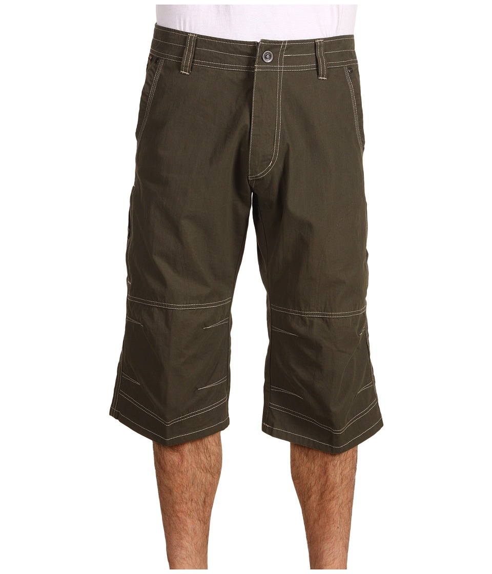 Kuhl - Krux Short (Gun Metal) Men's Shorts
