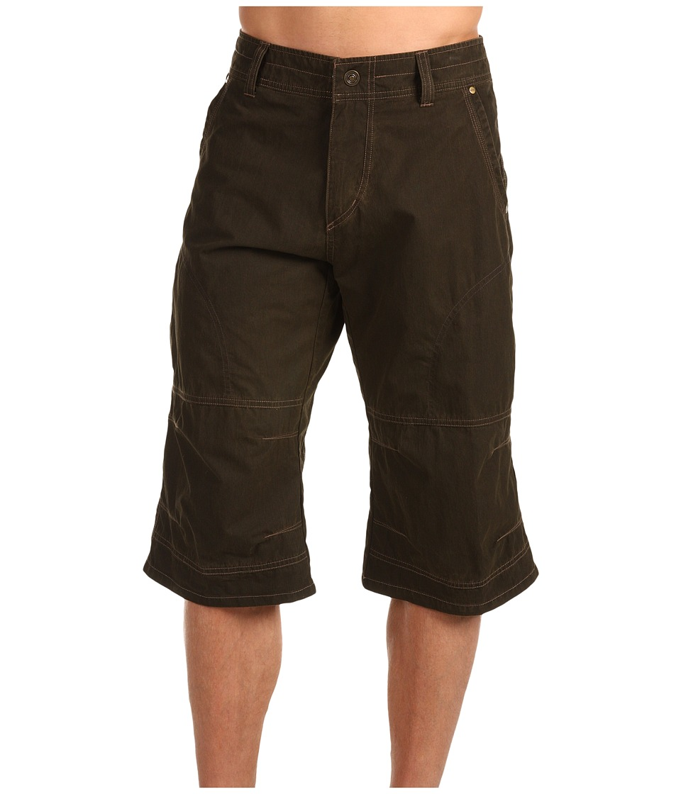 Kuhl - Krux Short (Brown) Men's Shorts