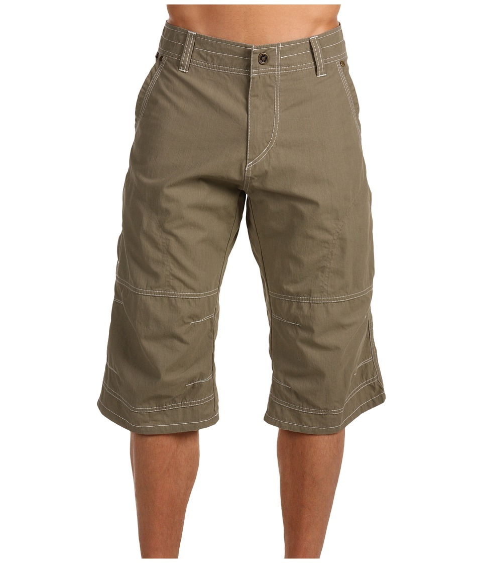 Kuhl - Krux Short (Khaki) Men's Shorts