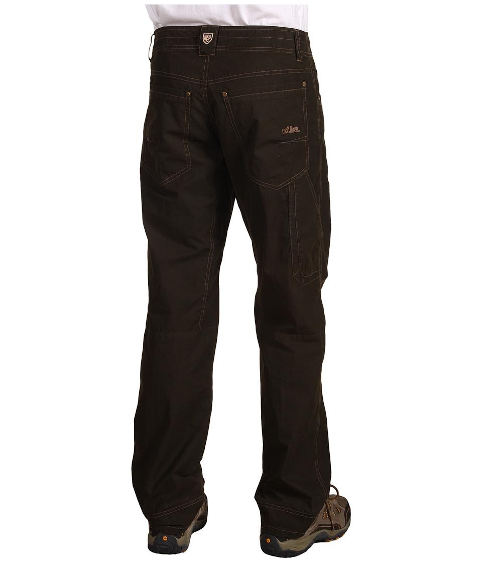 KUHL - Revolvr Pant (Brown) Men's Clothing