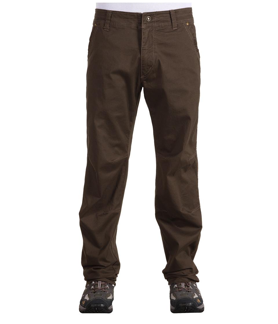 KUHL - Slackr Pant (Brown) Men's Clothing