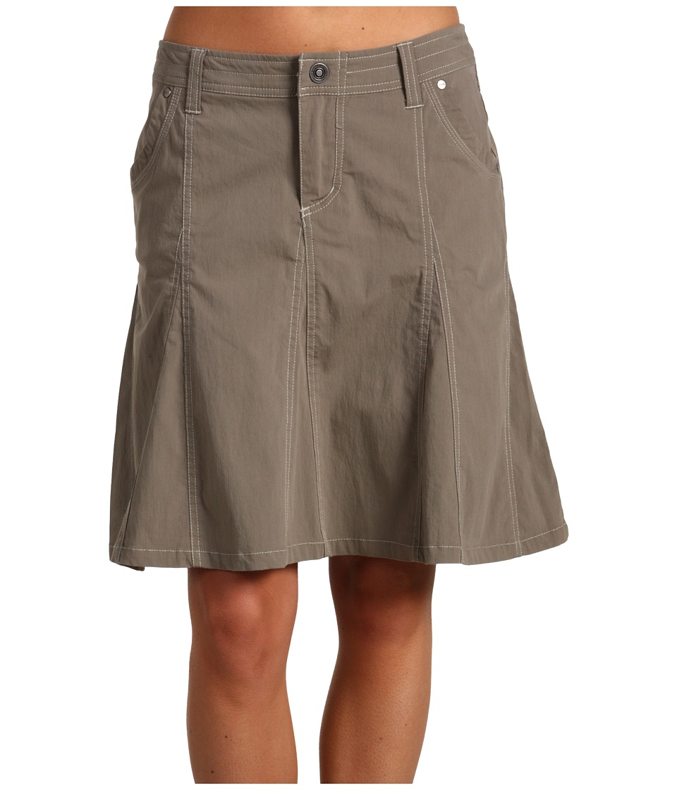 Kuhl - Splash Skirt (Khaki) Women's Skirt