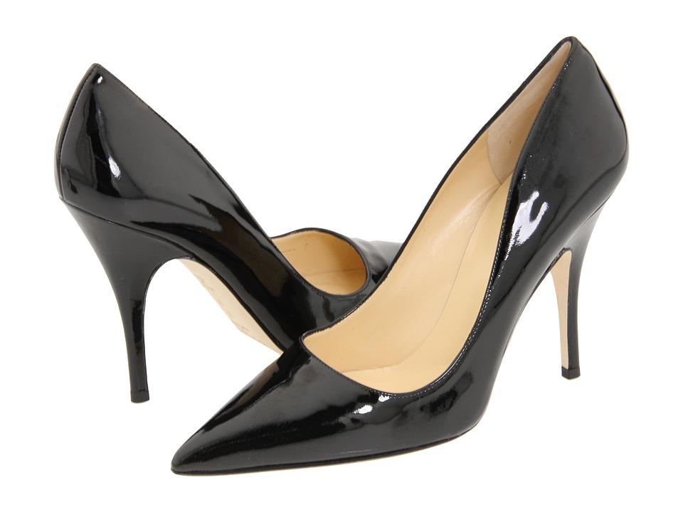 Kate Spade New York - Licorice (Black Patent) High Heels