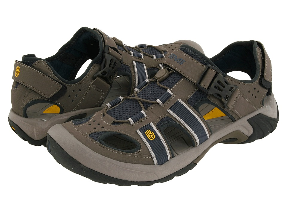 Teva - Omnium (Ombre Blue) Men's Sandals