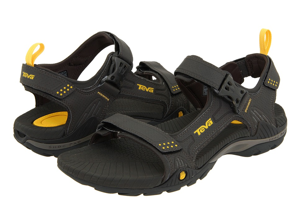 a094679268 ... UPC 737872200459 product image for Teva Toachi 2 (Raven) Men s Sandals