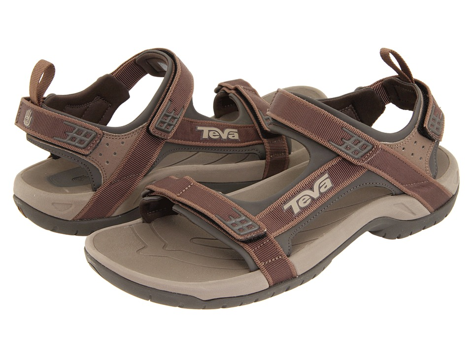 Teva - Tanza (Brown) Men's Sandals