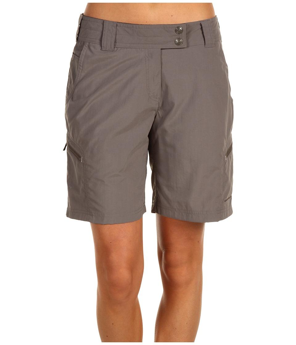 ExOfficio - Nomad Short (Slate) Women's Shorts