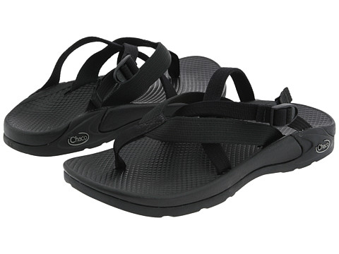 Chaco - Hipthong Two EcoTread (Black) Women