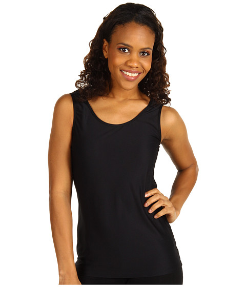 ExOfficio - Give-N-Go Tank Top (Black) Women's Sleeveless