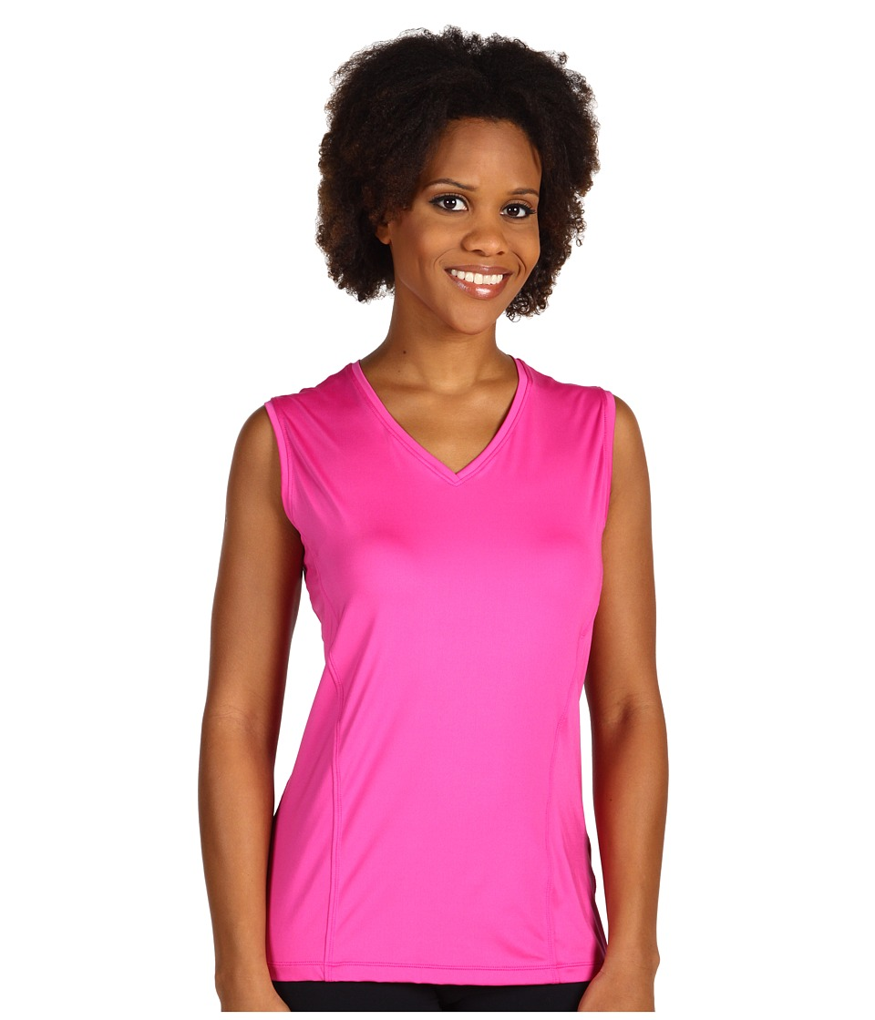 Skirt Sports - Free Me Tank (Pink Crush) Women's Sleeveless
