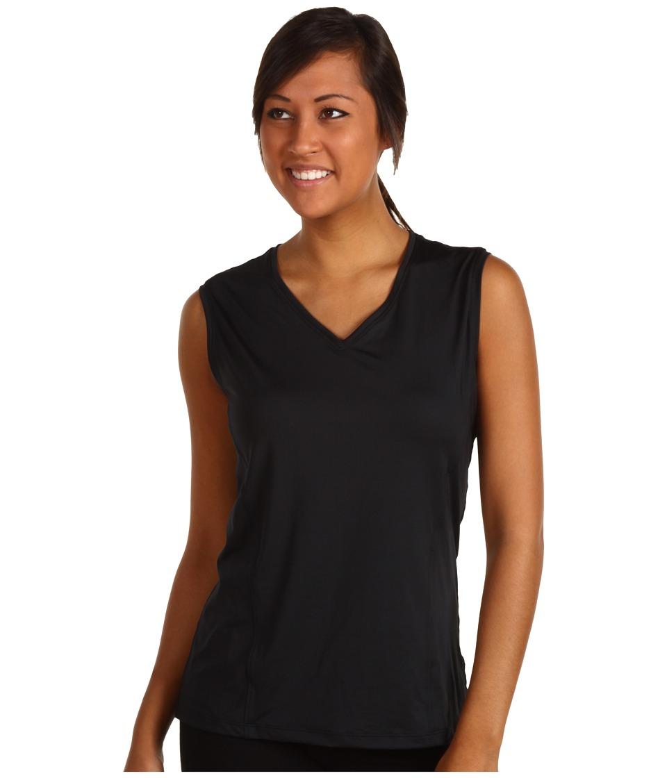 Skirt Sports - Free Me Tank (Black) Women's Sleeveless