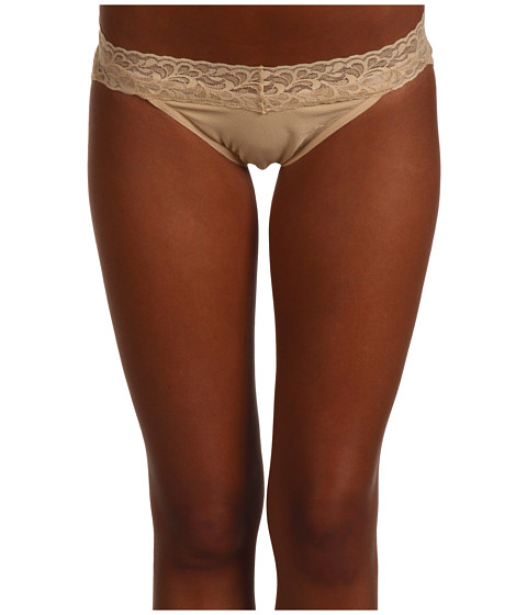 ExOfficio - Give-N-Go Lacy Low Rise Bikini Brief (Nude) Women