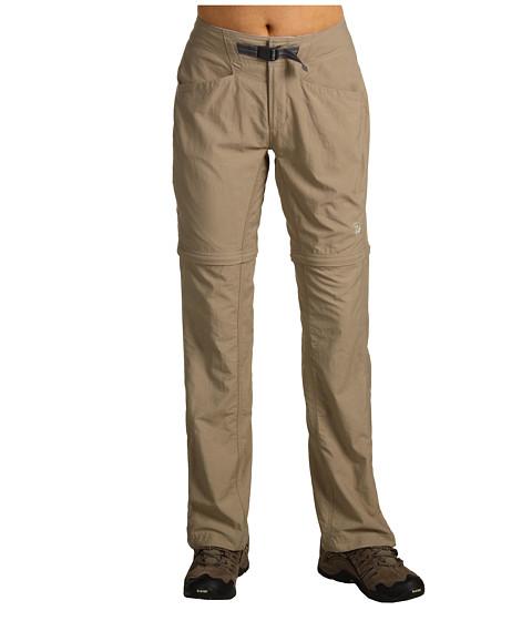 Mountain Hardwear - Ramesa Convertible Pant (Khaki) Women