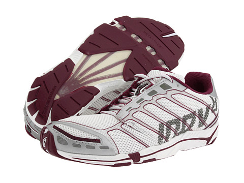 inov-8 - Road-X 238 (White/Grape) Women's Running Shoes