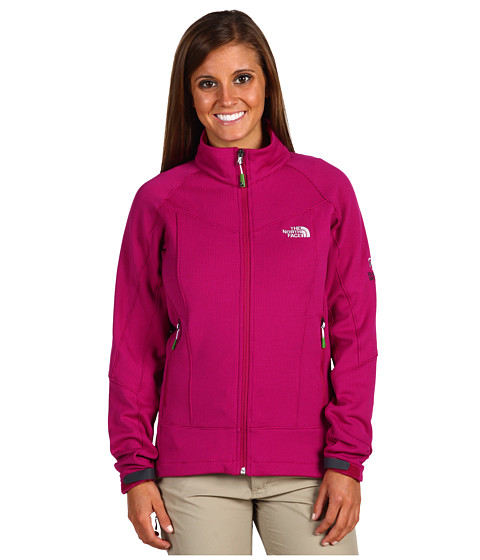 The North Face - Elevens Jacket (Berry Lacquer Purple) Women's Jacket