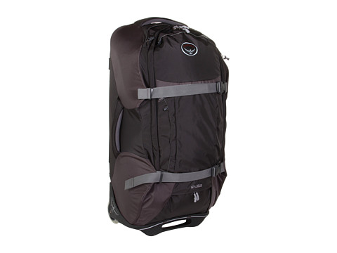 Osprey - Shuttle 32/110 L (Charcoal Gray) Backpack Bags