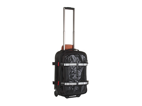 Victorinox - CH-97 22 Expandable Wheeled U.S. Carry-On (Black) Carry on Luggage