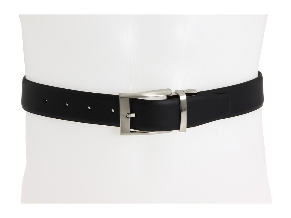 Calvin Klein - 73234 (Black/Brown) Men's Belts
