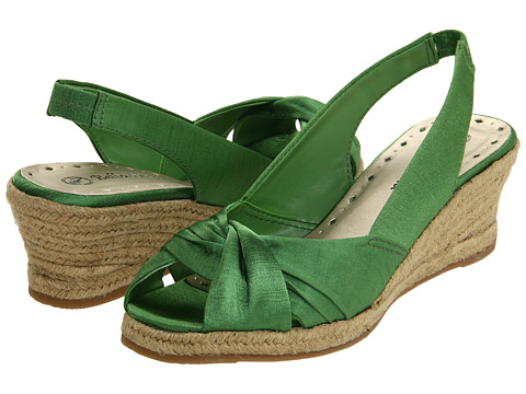 Bella-Vita - Sangria (Kelly Green Silk) Women