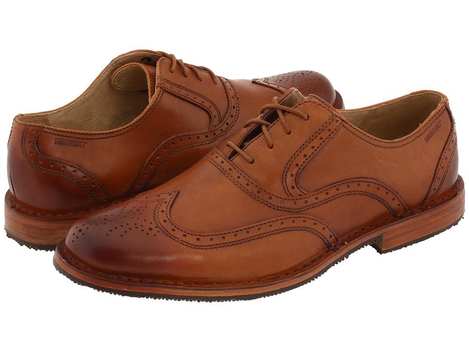 Sebago Brattle (British Tan) Men's Lace up casual Shoes