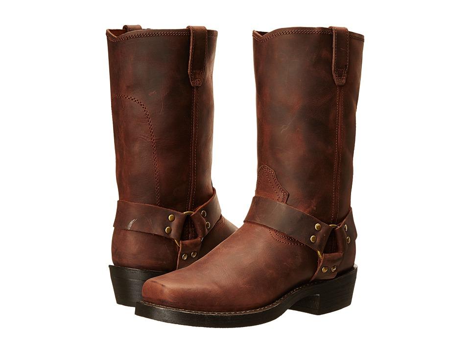 Dingo - Dean (Gaucho Nutty) Cowboy Boots